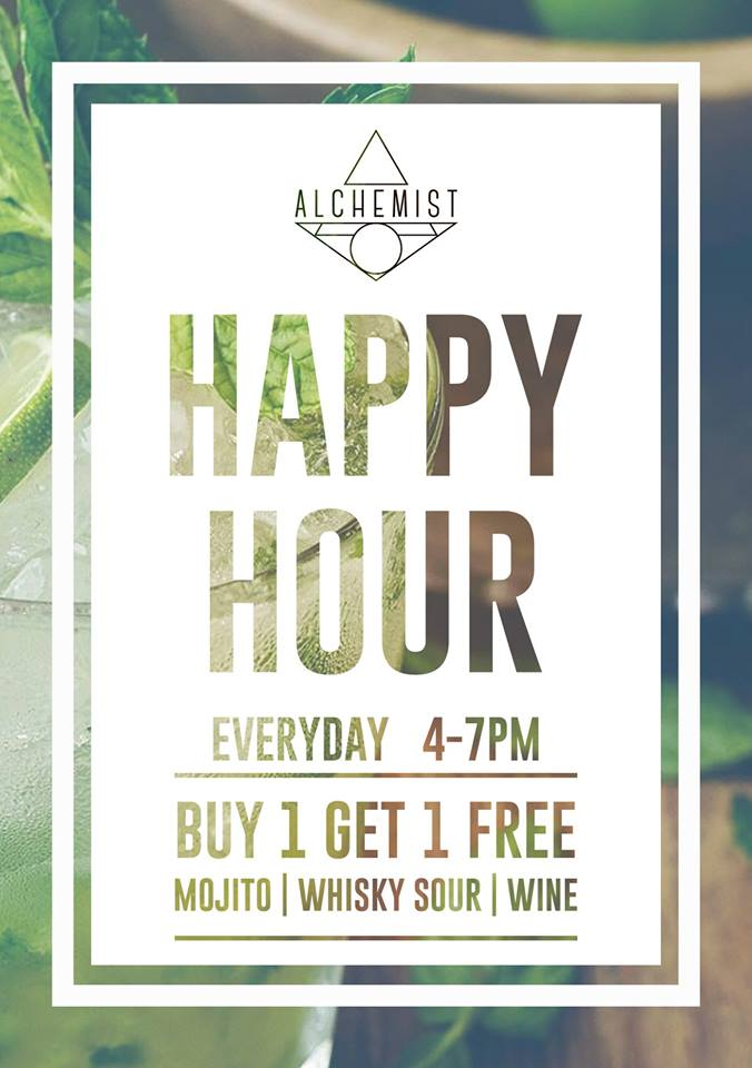 Bar | The Alchemist Bar | Eat. Drink.Shop. Party. | Nairobi Kenya | Happy Hour