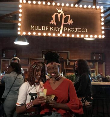 Mulberry Project at the Alchemist Bar, Nairobi